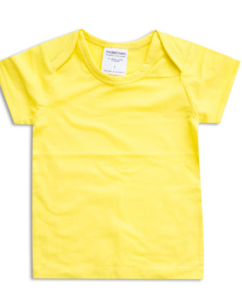 Joeyjellybean-Yellow-Basics-Short-Sleeve-Shirt-Unisex-Oh-My-Golly-Gosh