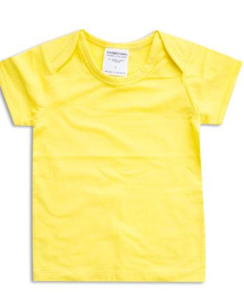 Joeyjellybean-Yellow-Basics-Short-Sleeve-Shirt-Unisex-Oh-My-Golly-Gosh