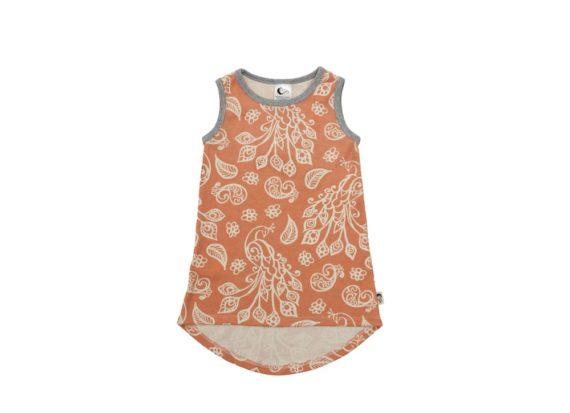 Moon-Jelly-Peacock-Pattern-Tank-Dress-Girls-Oh-My-Golly-Gosh