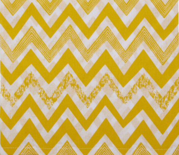 Tinker-by-Printink-Studio-Yellow-Unisex-Zig-Zag-Muslin-Wrap-Oh-My-Golly-Gosh