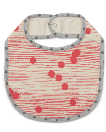 Tinker-by-Printink-Studio-Coral-Girls-Dot-Stripe-Bib-Oh-My-Golly-Gosh