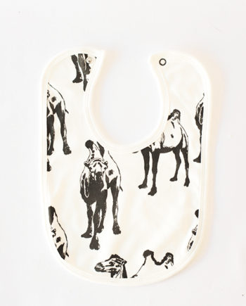 Two-Tykes-Desert-Safari-Bib-Boys-Unisex-Oh-My-Golly-Gosh