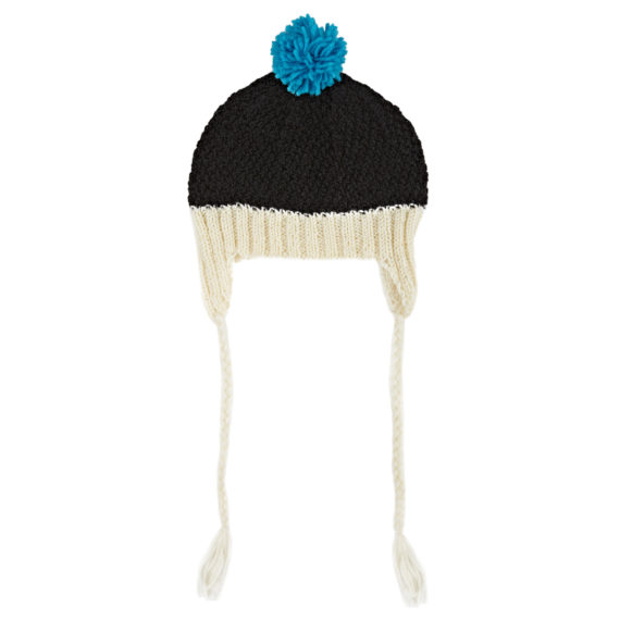 Acorn-Beanie-AW16-Black-Cream-Turqoise-Boys-Oh-My-Golly-Gosh
