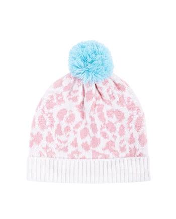 Acorn-AW16-Beanie-Pink-Cream-Blue-Girls-Oh-My-Golly-Gosh