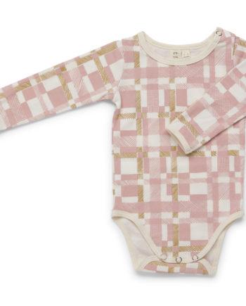 Tinker-By-Printink-Studio-Pink-Tartan-long-sleeve-baby-romper-oh-My-Golly-Gosh