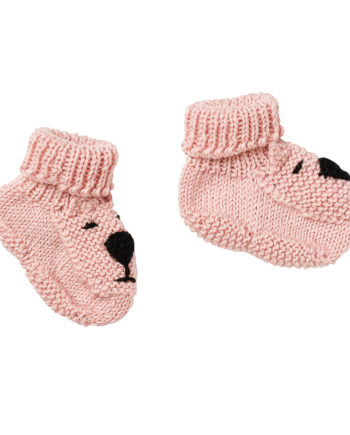acorn-infant-pink-booties-oh-my-golly-gosh