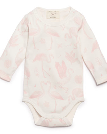 wilson-and-frenchy-flamingo-long-sleeve-bodysuit