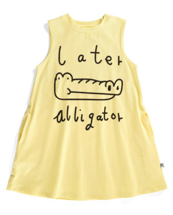 little-horn-later-alligator-dress-sunshine